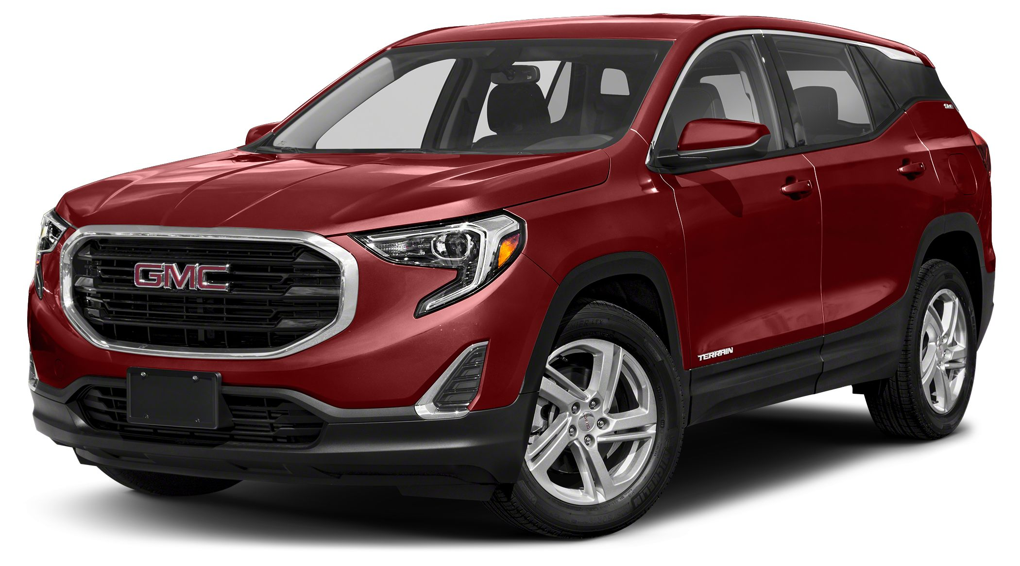 2018 GMC Terrain SLE When youre ready for an automotive upgrade try this 2018 GMC Terrain SLE on