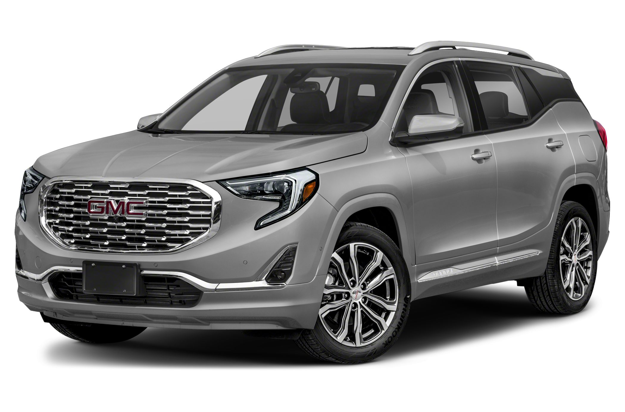 2018 GMC Terrain Denali Steel Metallic 2018 GMC Terrain Denali AWD 9-Speed Automatic 20L Turbocha