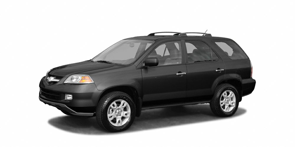 2004 Acura MDX 35 Touring w Navigation Miles 179746Color Black Stock SB15545B VIN 2HNYD188