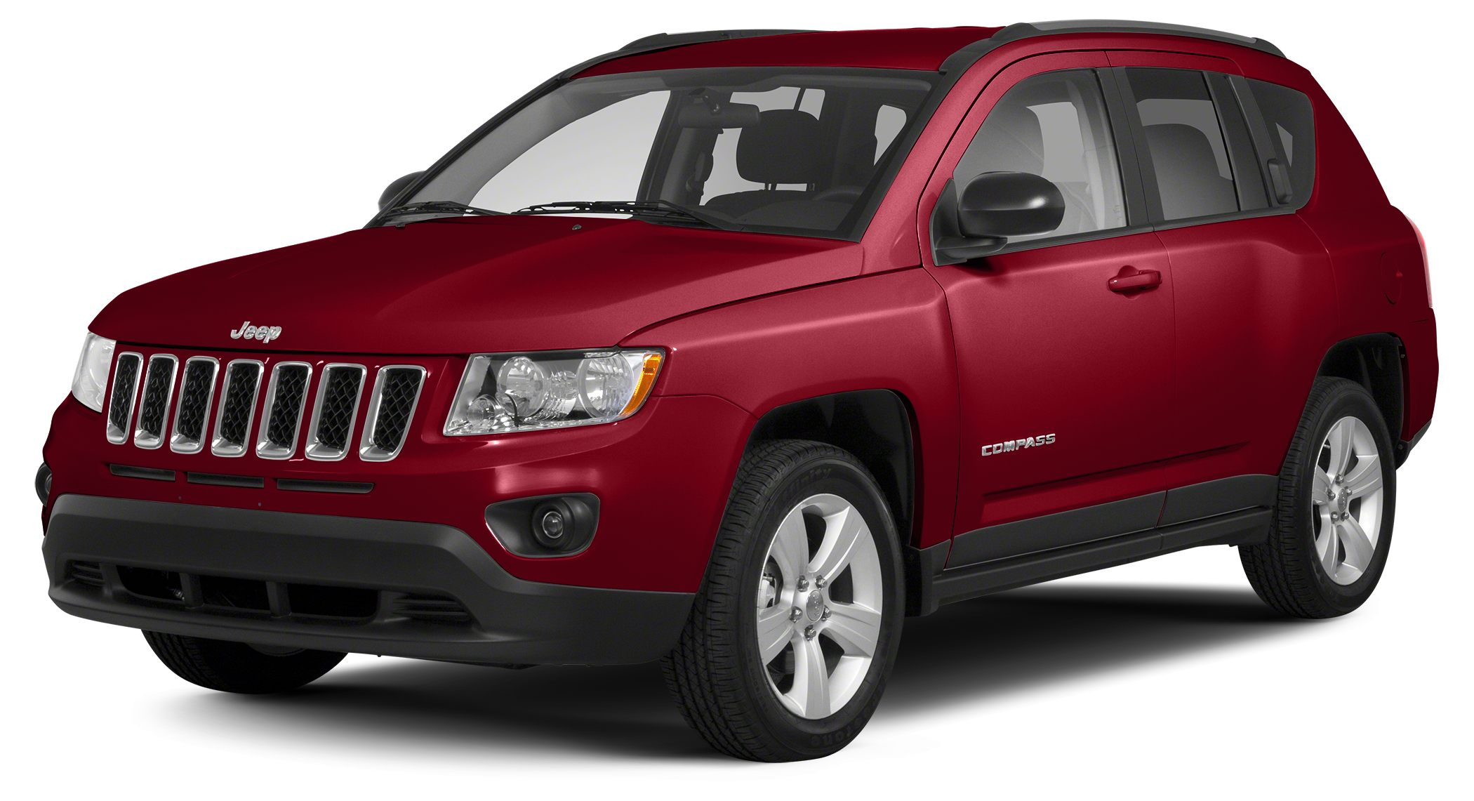 2013 Jeep Compass Latitude CARFAX 1-Owner ONLY 39818 Miles FUEL EFFICIENT 26 MPG Hwy21 MPG Cit