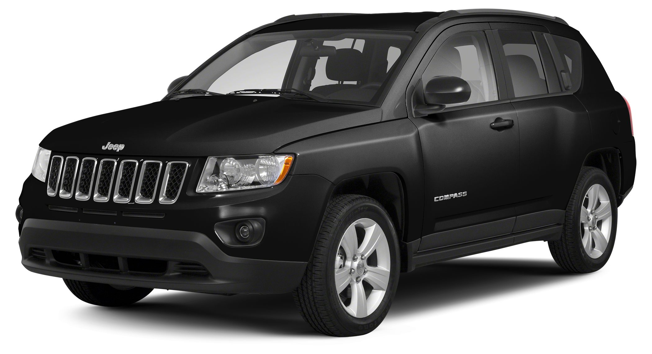 2013 Jeep Compass Latitude 200 below NADA Retail EPA 27 MPG Hwy21 MPG City CARFAX 1-Owner LO