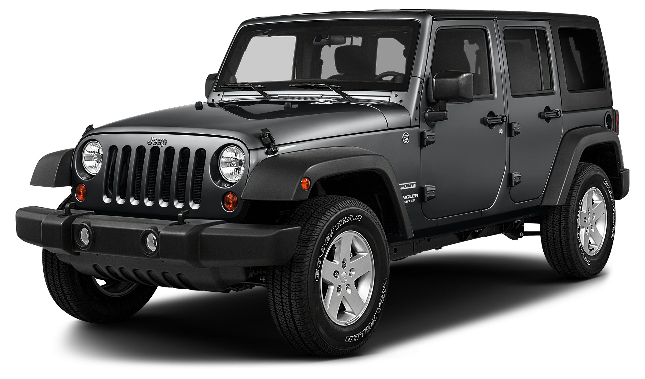 2017 Jeep Wrangler Unlimited Sport Superb Condition CARFAX 1-Owner GREAT MILES 18288 Sport tri