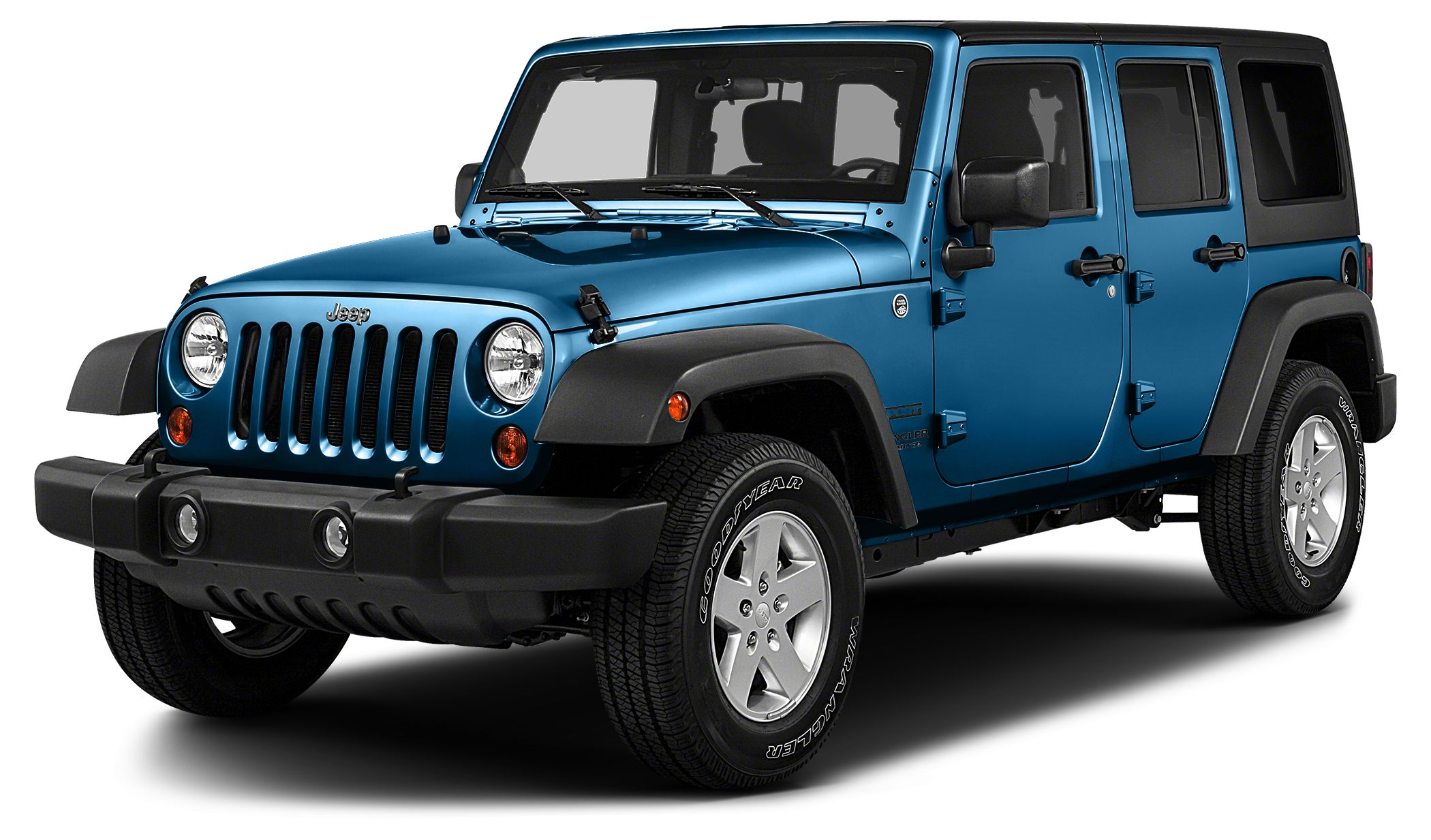 2016 Jeep Wrangler Unlimited Sport CARFAX 1-Owner Sport trim SIRIUS SATELLITE RADIO RADIO 430