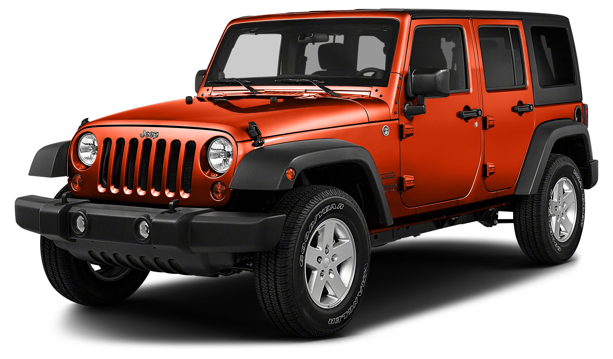 2015 Jeep Wrangler Unlimited Sport NEW DODGE TRADE EMPLOYEE TRADE IN ONE OWNER ONLY 11000 MI