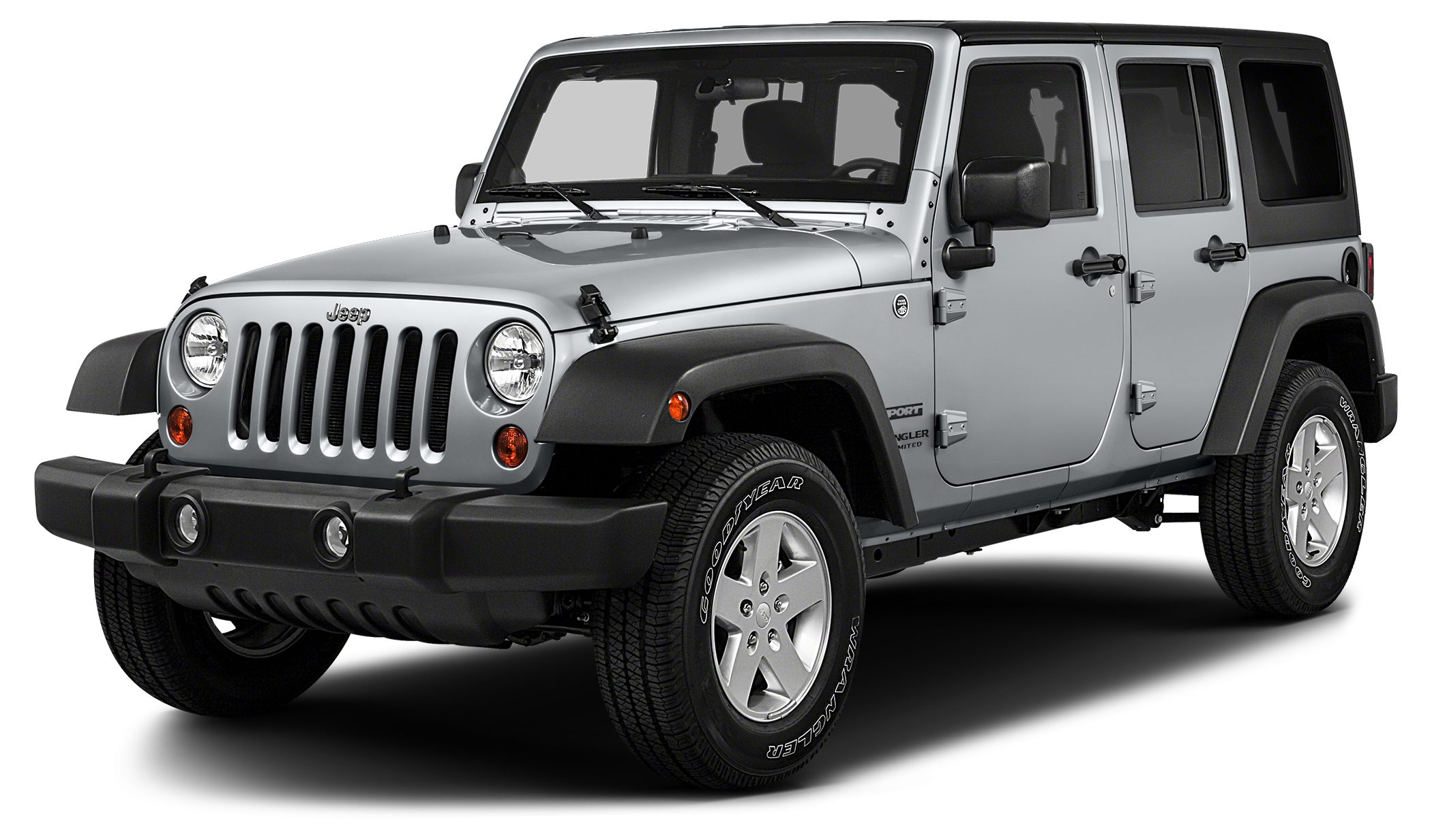 2015 Jeep Wrangler Unlimited Sport Miles 82961Color Billet Silver Clearcoat Metallic Stock JW2