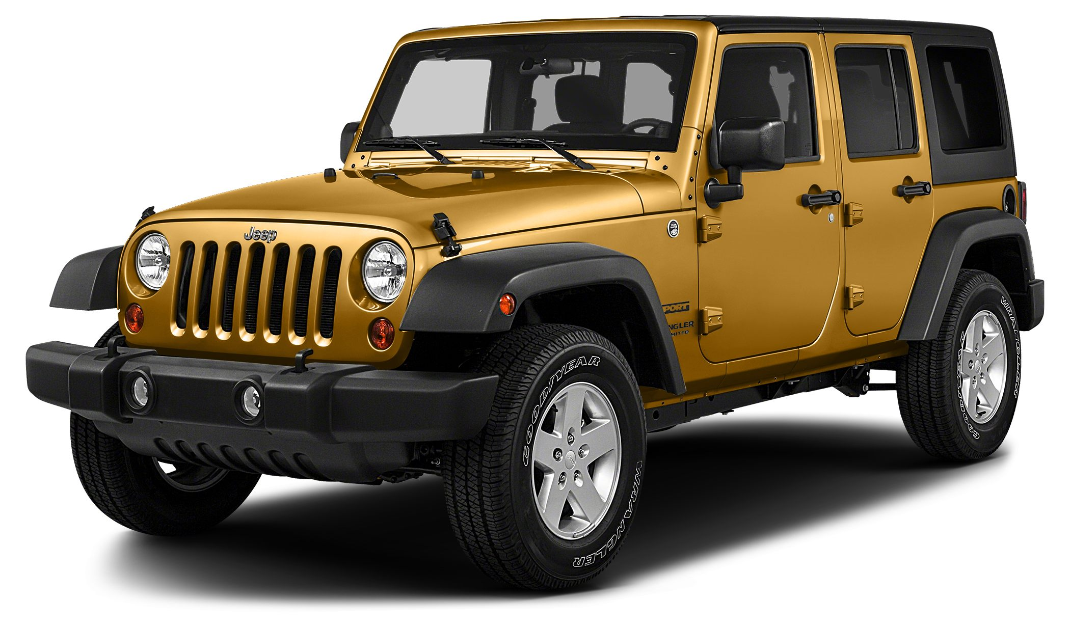 2016 Jeep Wrangler Unlimited Sport Color Rhino Clearcoat Stock 16S654 VIN 1C4BJWDG8GL285829