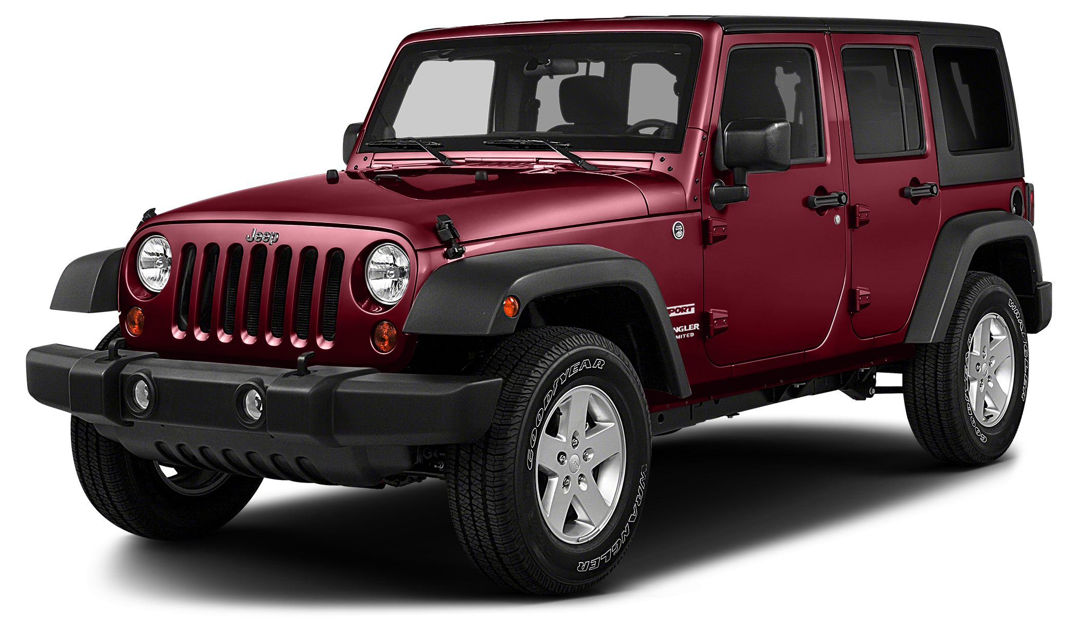 2017 Jeep Wrangler Unlimited Sport 2017 Jeep Wrangler Unlimited Sport in Gobi Clearcoat vehicle hi