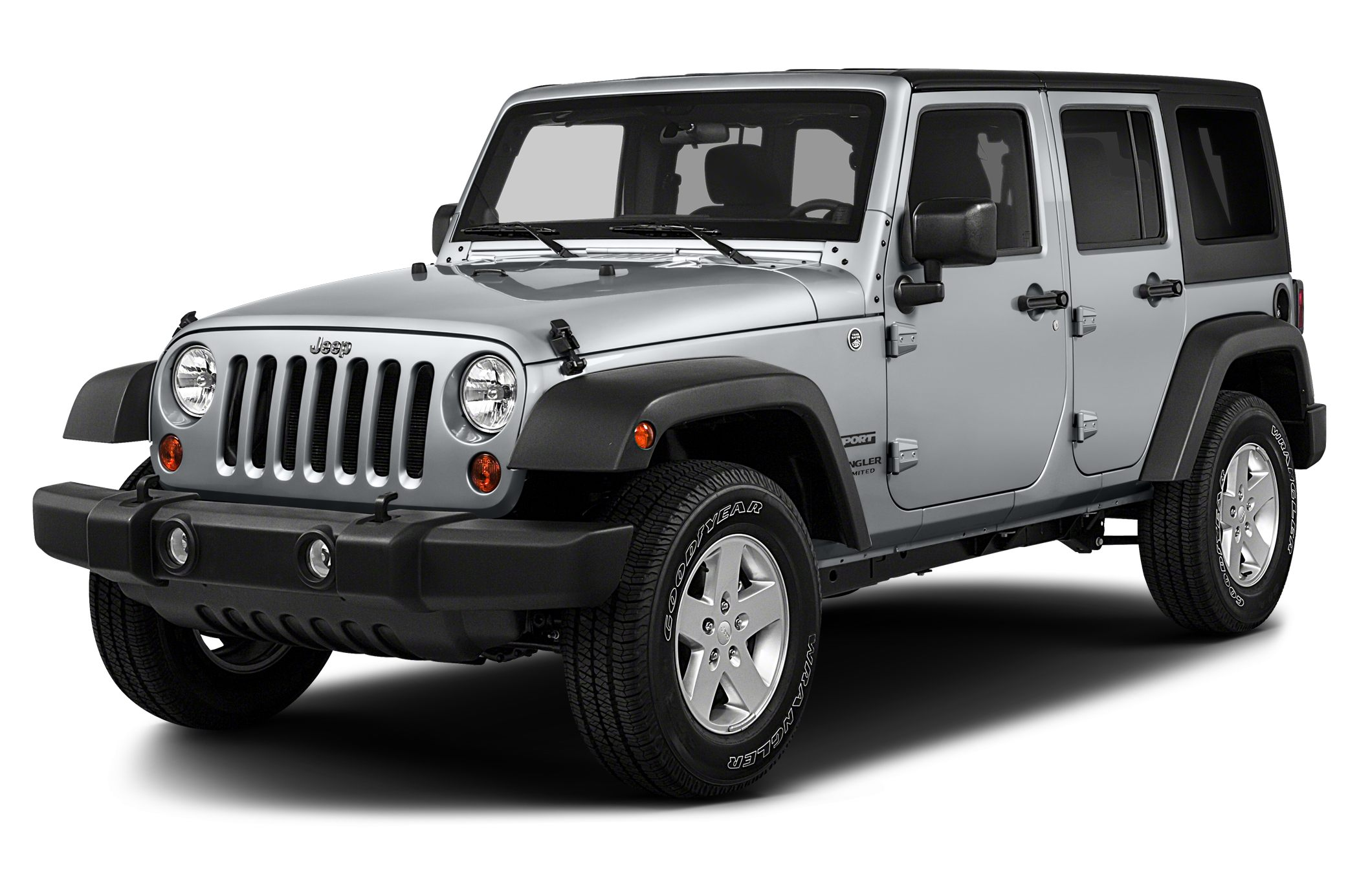 2016 Jeep Wrangler Unlimited Sport New Price CARFAX One-Owner Gray 2016 Jeep Wrangler Unlimited