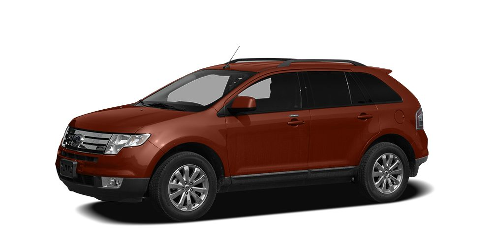 2009 Ford Edge SEL 2009 Ford Edge SEL in Cinnamon Clearcoat Metallic ONE OWNER and CLEA