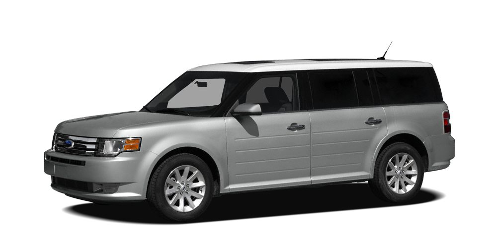 2009 Ford Flex SEL LEATHER FREE FIRST YEAR MAINTENANCE and NO ACCIDENT HISTORY ON CARFAX