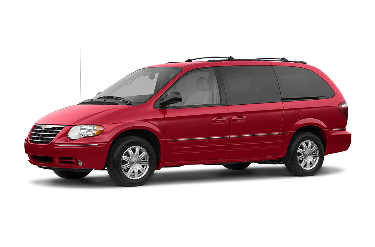 2006 Chrysler Town  Country LX This 2006 Chrysler Town  Country LWB 4dr 4dr LX Van features a 3