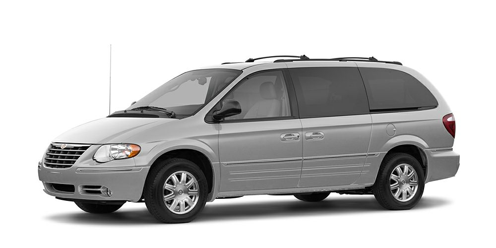 2006 Chrysler Town  Country LX Gray Cloth Call us now West Coast Auto Dealers means business T