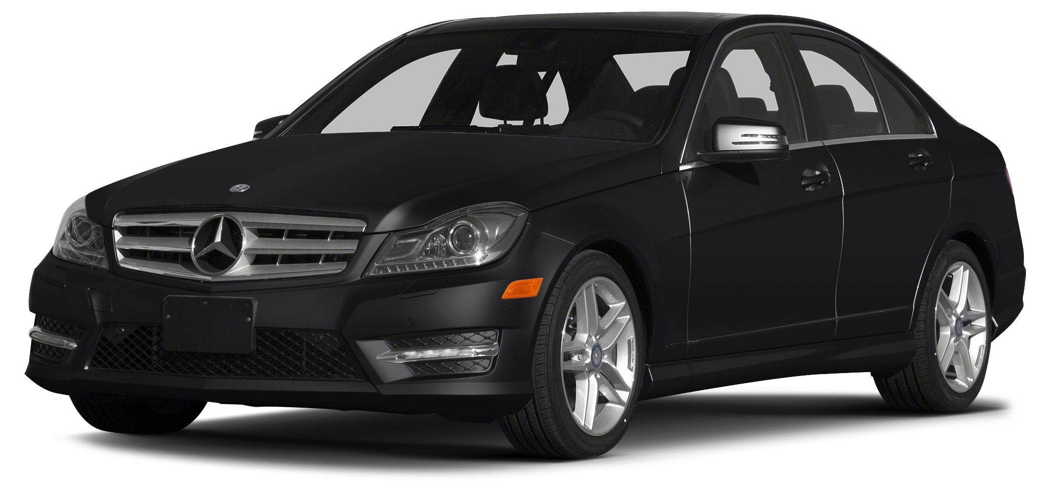 2013 MERCEDES C-Class C300 Vehicle Detailed Recent Oil Change and Passed Dealer Inspection The