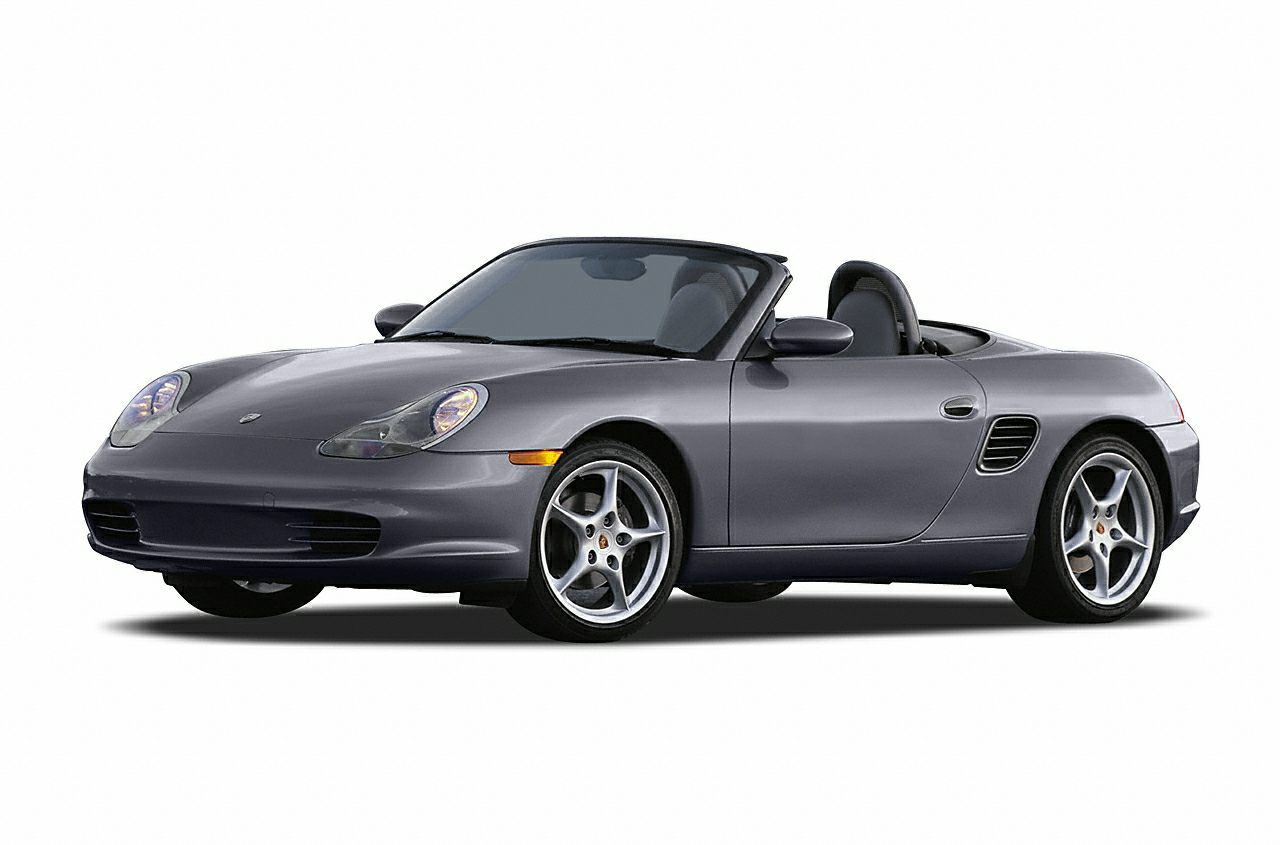 2004 Porsche Boxster Limited Edition S Miles 51786Color Silver Stock 8237 VIN WP0CB29834U660