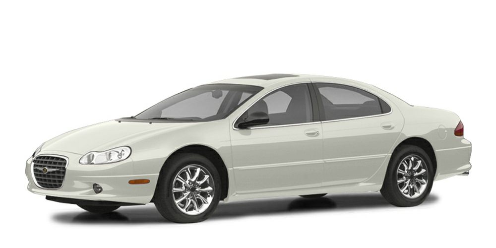 2003 Chrysler Concorde LXi Land a steal on this 2003 Chrysler Concorde LXi while we have it Roomy