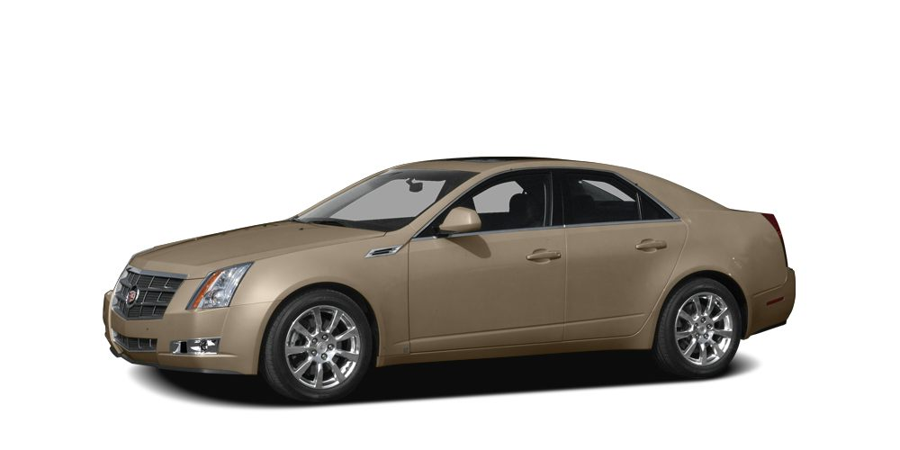 2008 Cadillac CTS Base Certified Carfax NonSmoker and Local Trade 1SB Equipment Group CTS Luxu