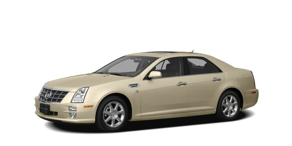 2008 Cadillac STS V8 Miles 137500Color Gold Stock 145315A VIN 1G6DZ67A480175682