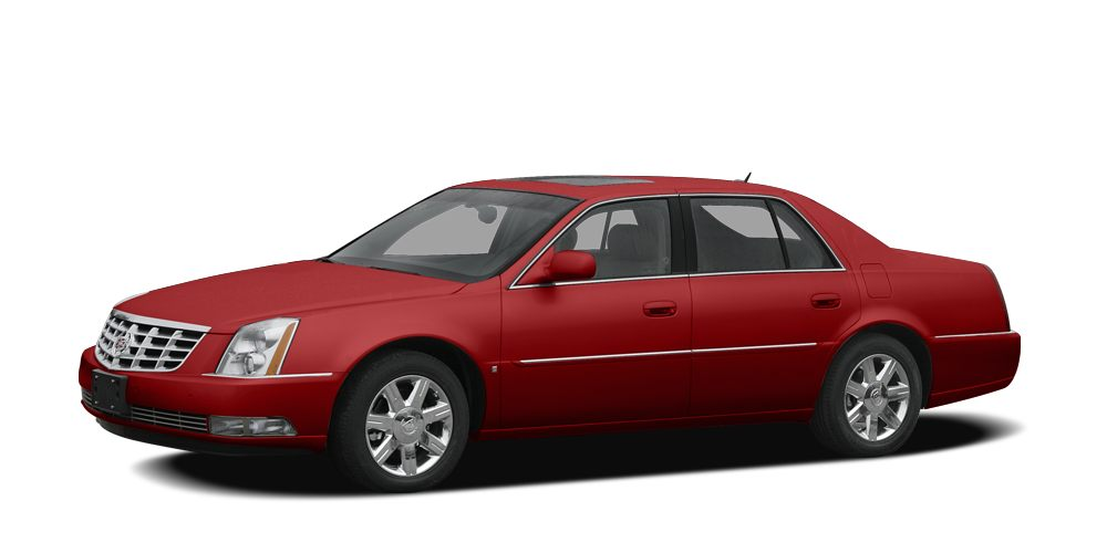 2008 Cadillac DTS  Miles 61653Color Red Stock CAD14183B VIN 1G6KD57Y88U209144
