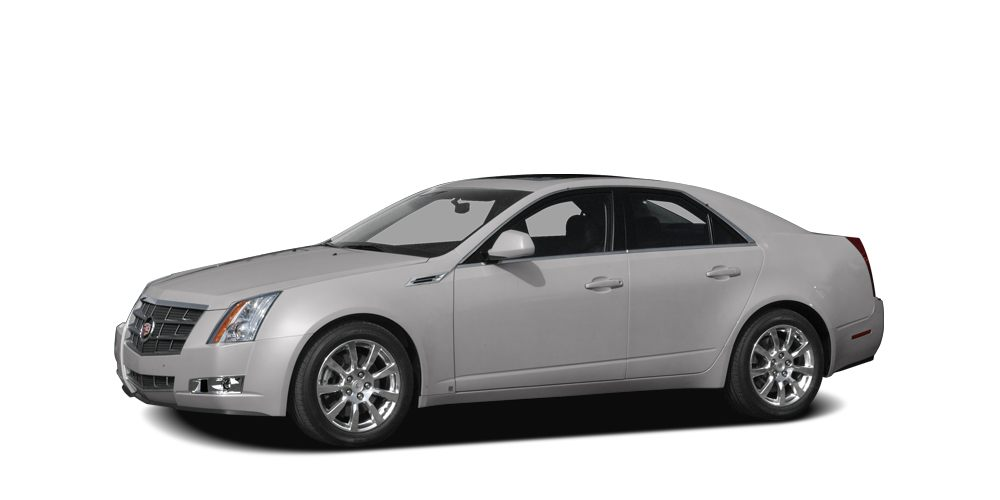2008 Cadillac CTS Base MUST SEE And Certified Carfax Luxury Level One Package LED Spotlights w