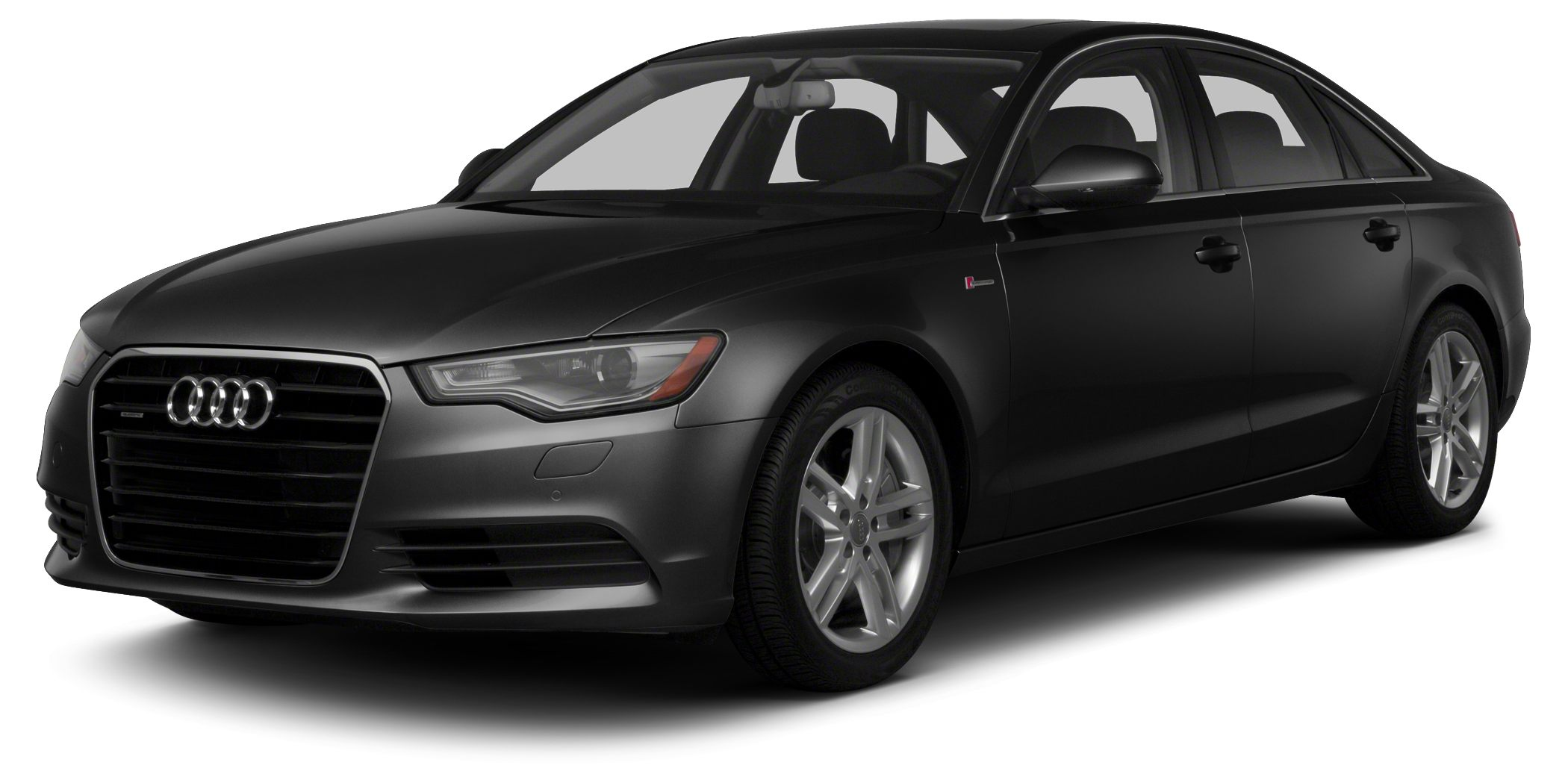 2014 Audi A6 20T quattro Premium Premium Plus Navigation Auto leveling headlight Backup Camera