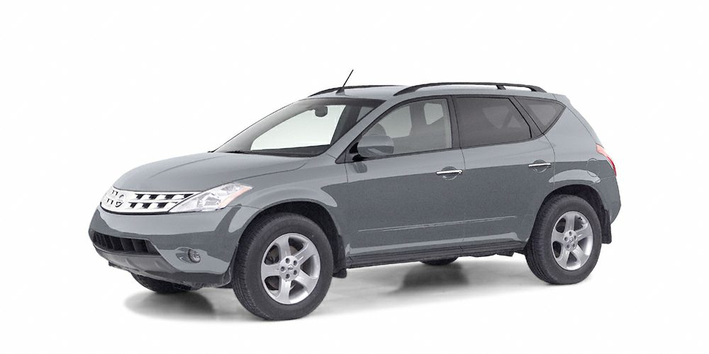 2005 Nissan Murano S Snatch a deal on this 2005 Nissan Murano SE before someone else snatches it