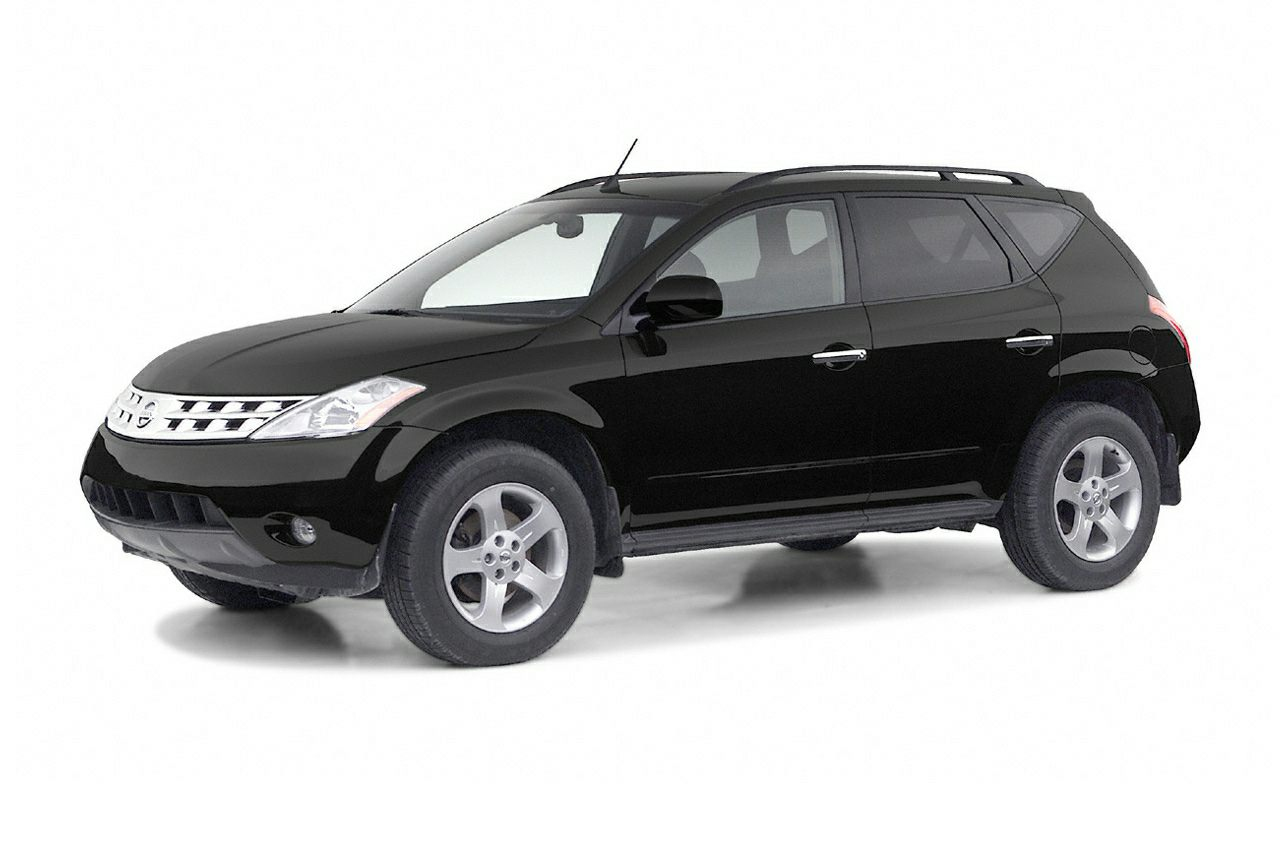 2005 Nissan Murano SL Vehicle Detailed Recent Oil Change and Passed Dealer Inspection Look Loo