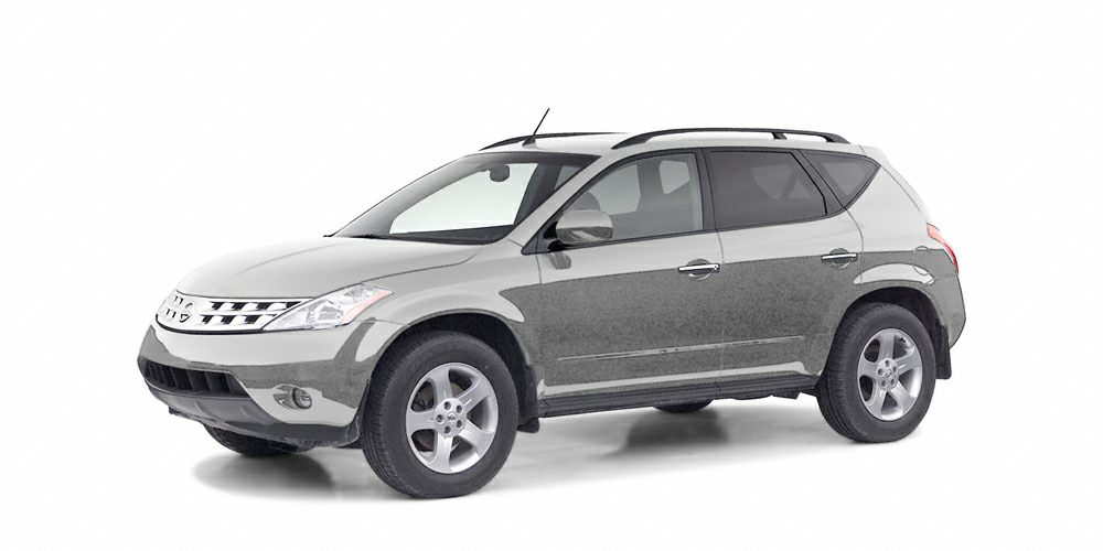 2005 Nissan Murano SL  WHEN IT COMES TO EXCELLENCE IN USED CAR SALESYOU KNOW YOURE AT STAR A