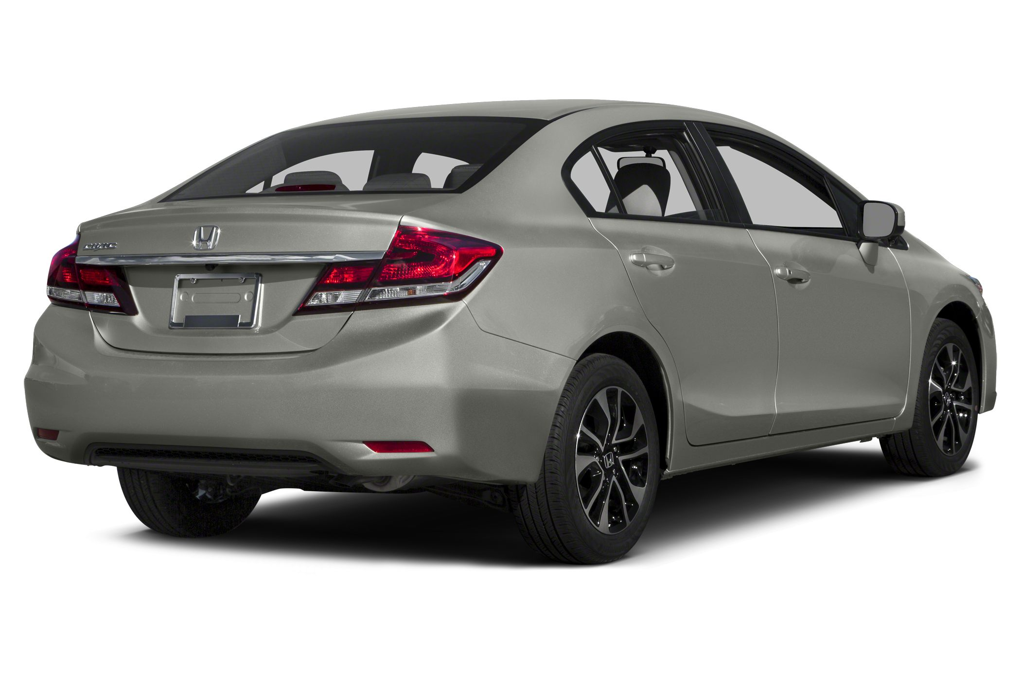 2015 Honda Civic EX 3-DAY EXCHANGE Miles 1Color NOT SPECIFIED Stock P2173 VIN 19XFB2F89FE