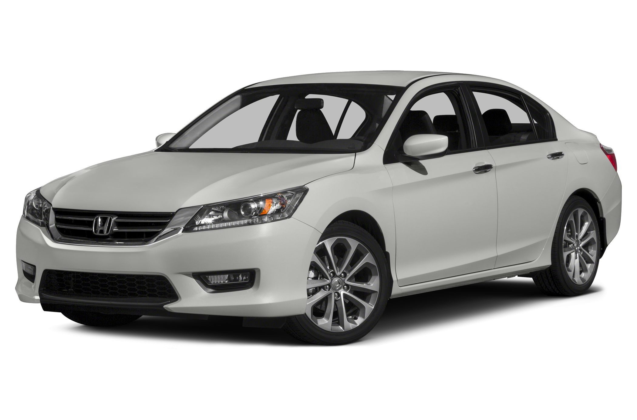 2015 Honda Accord Sport This particular One-Owner pearl white Accord is absolutely gorgeous Excel