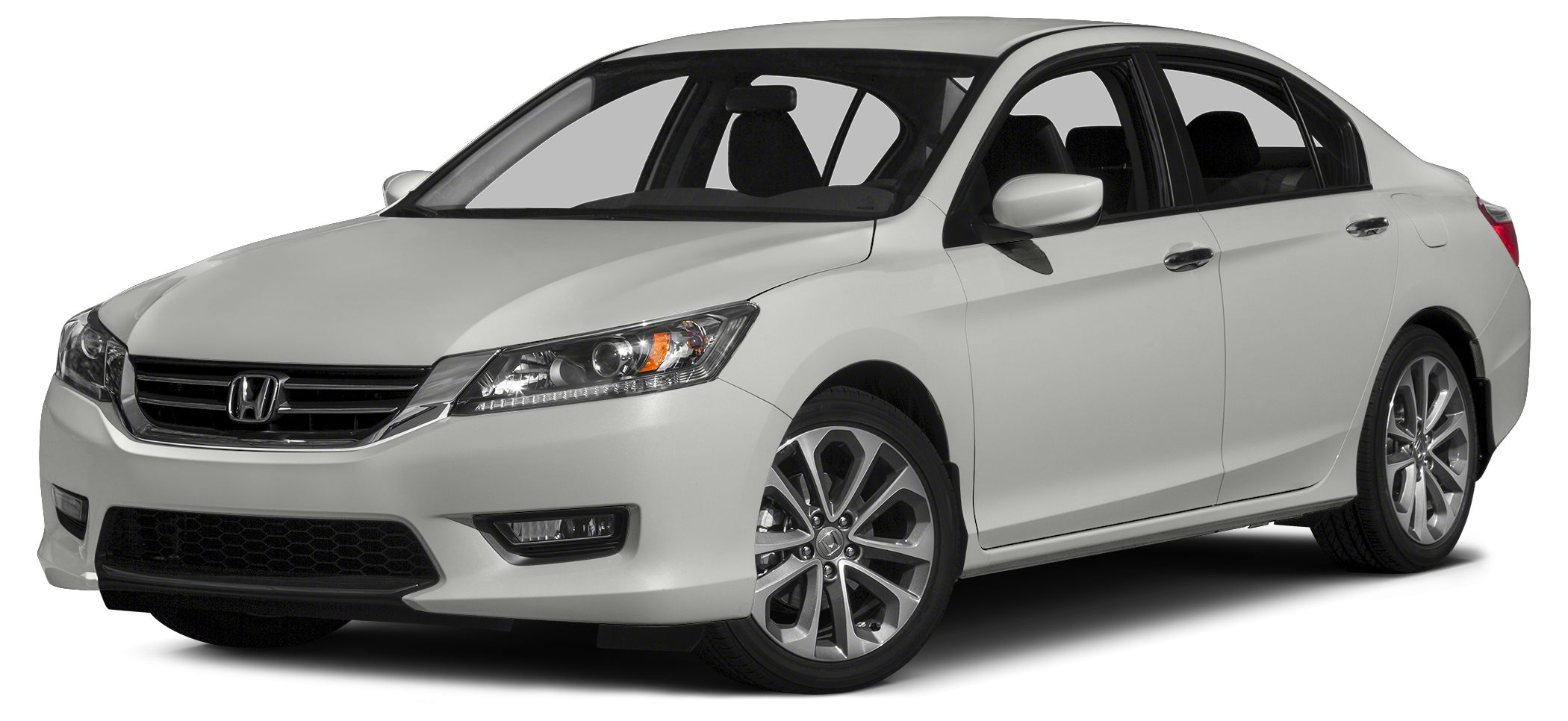 2015 Honda Accord Sport Miles 21068Color White Orchid Pearl Stock 170674A VIN 1HGCR2F58FA151