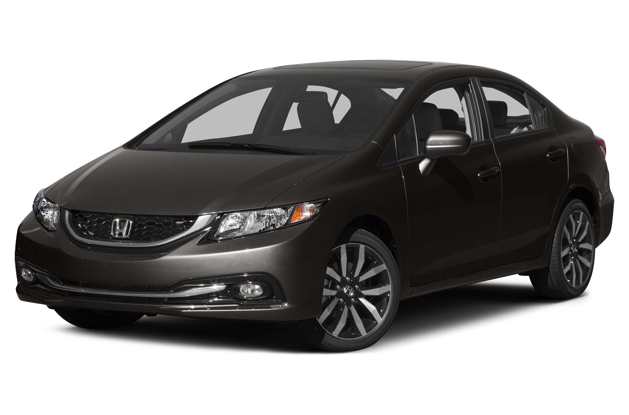 2015 Honda Civic EX-L Miles 22769Stock t9249 VIN 19XFB2F90FE213679