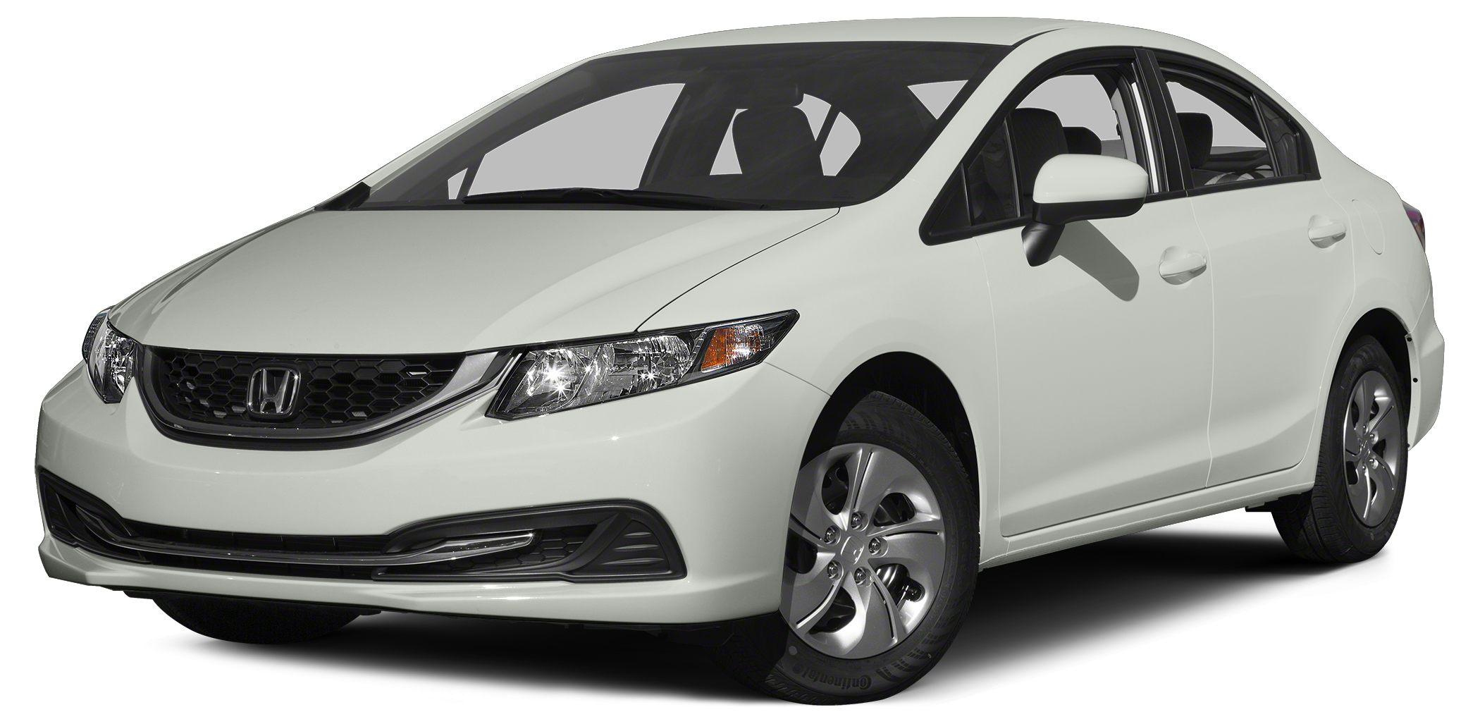 2015 Honda Civic LX Miles 33767Color Taffeta White Stock PN16259 VIN 19XFB2F59FE219719
