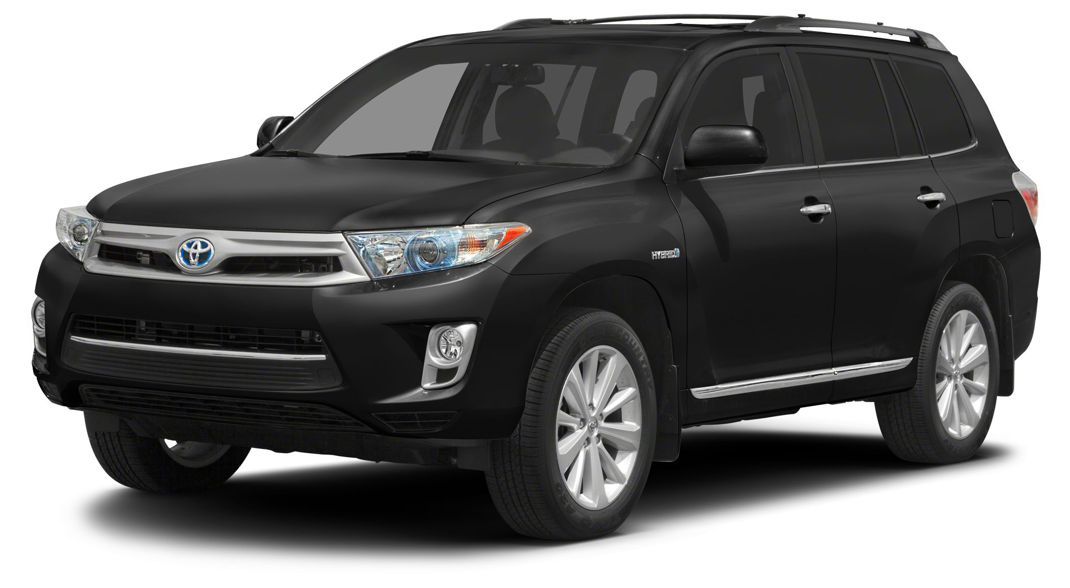2012 Toyota Highlander Hybrid Limited CARFAX 1-Owner ONLY 43436 Miles FUEL EFFICIENT 28 MPG Hwy