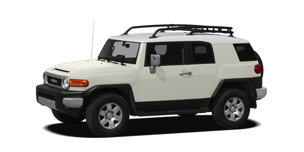 2012 Toyota FJ Cruiser Base ONE OWNER CLEAN CARFAX REPORT and 4x4 Come to the