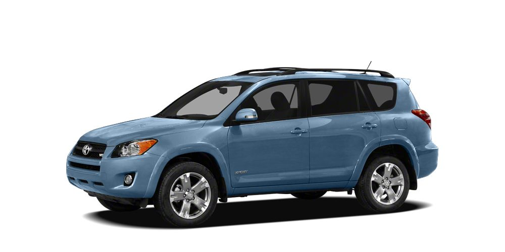2012 Toyota RAV4 Base The Rav4 is a super versatile vehicle with comforts and features for just ab