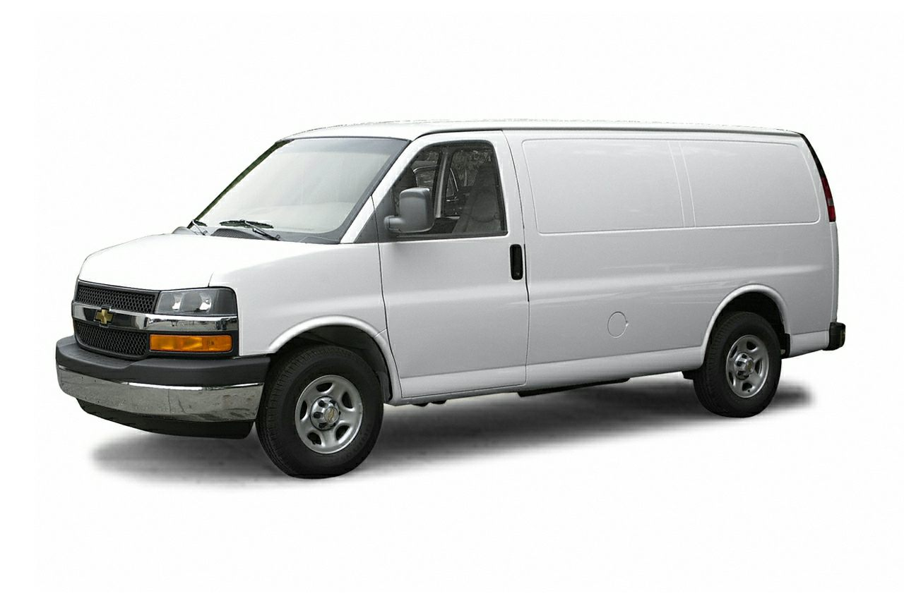 2005 Chevrolet Express 2500 Cargo New Arrival CARFAX 1-OWNER VEHICLE Automatic Security Sys