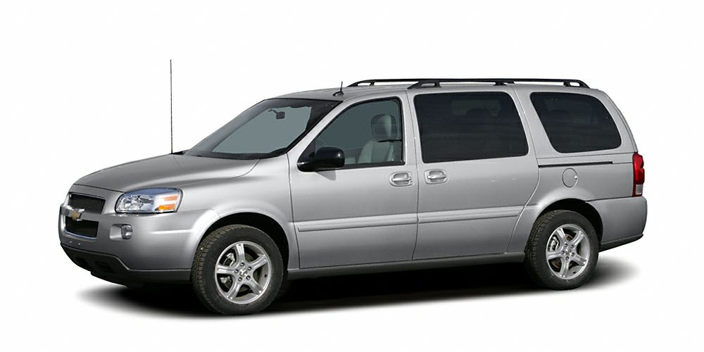 2005 Chevrolet Uplander LS Miles 53989Color Silver Stock 186251A VIN 1GNDV23L85D157237