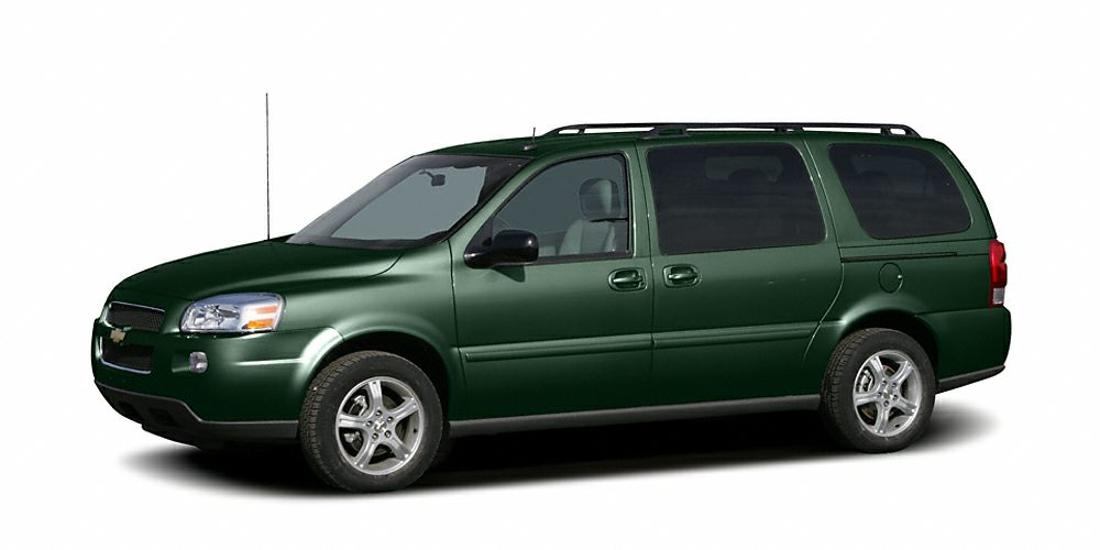 2005 Chevrolet Uplander LS OUR PRICESYoure probably wondering why our prices are so much lower t