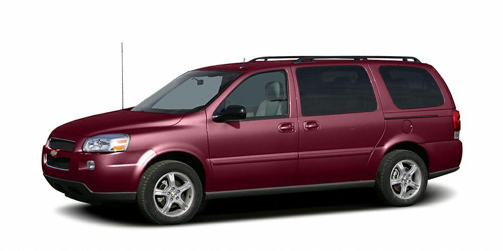2005 Chevrolet Uplander LT ALL WHEEL DRIVE MP3 Player CHILD LOCKS 3RD ROW SEAT KEYLESS ENTRY