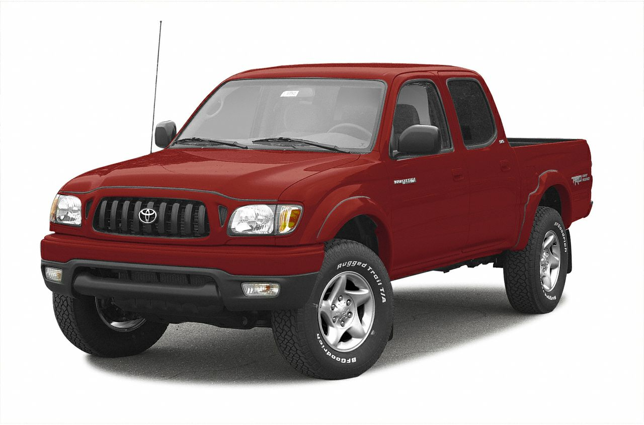 2003 Toyota Tacoma PreRunner LOCAL TRADE and ONE OWNER Short Bed Crew Cab MUST call 866