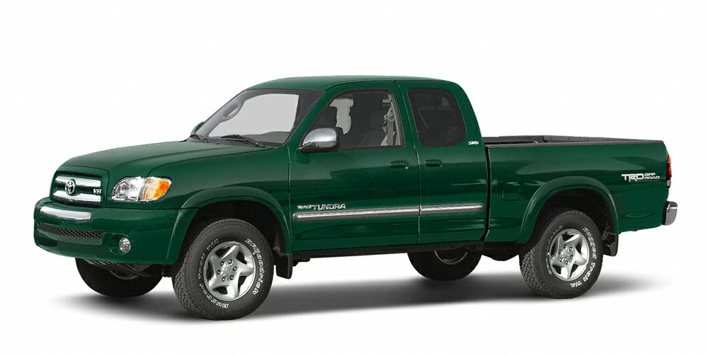 2003 Toyota Tundra SR5  WHEN IT COMES TO EXCELLENCE IN USED CAR SALES YOU KNOW YOURE AT STAR
