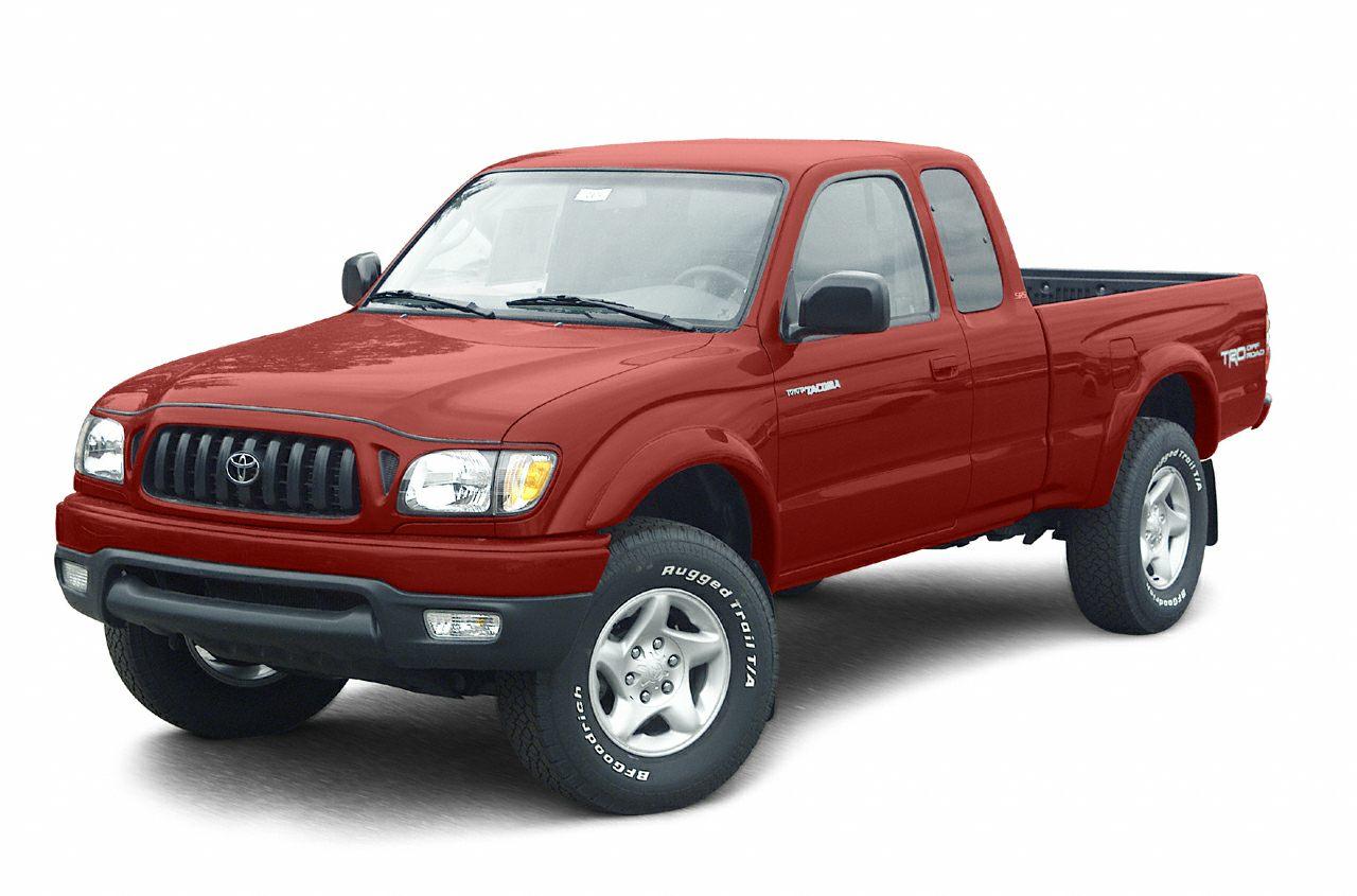 2003 Toyota Tacoma Base Miles 154520Color Burgundy Stock 8609 VIN 5TEVL52N93Z289192
