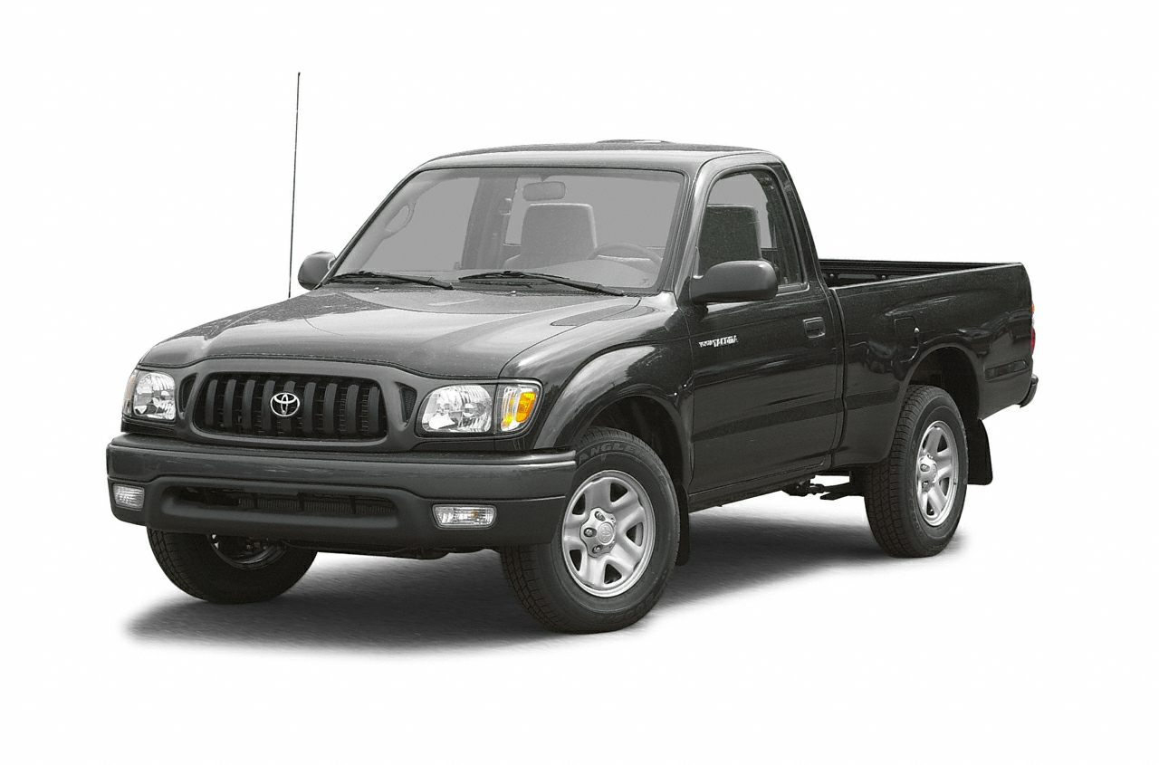 2003 Toyota Tacoma Base LOCAL TRADE LOW MILES GREAT VALUE SPOTLESS INTERIOR CUSTOM