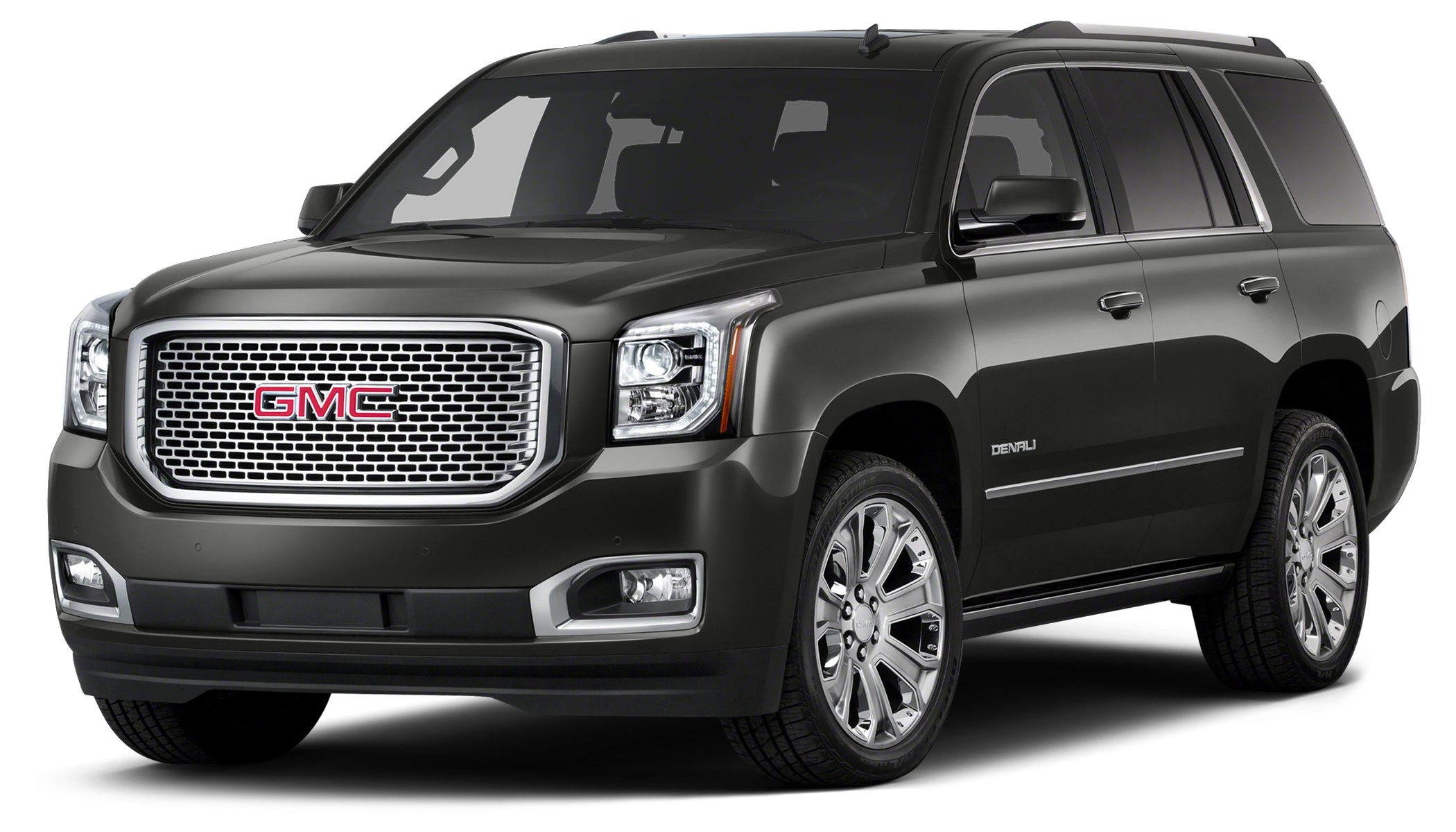 2016 GMC Yukon Denali In this 2016 GMC Yukon Denali enjoy every drive with prime features like an