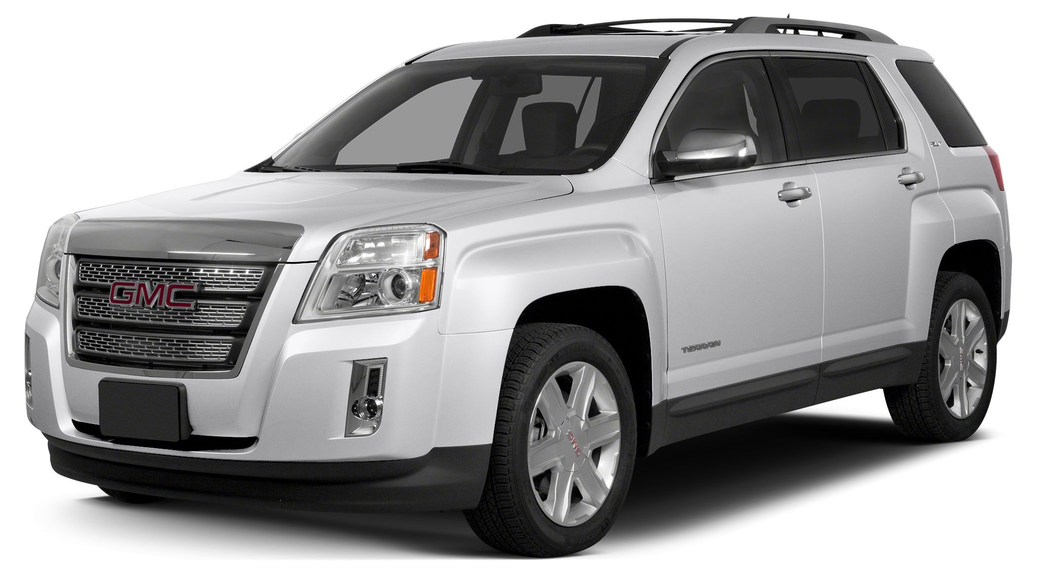 2015 GMC Terrain SLE-1 CARFAX 1-Owner FUEL EFFICIENT 32 MPG Hwy22 MPG City Aluminum Wheels Bac