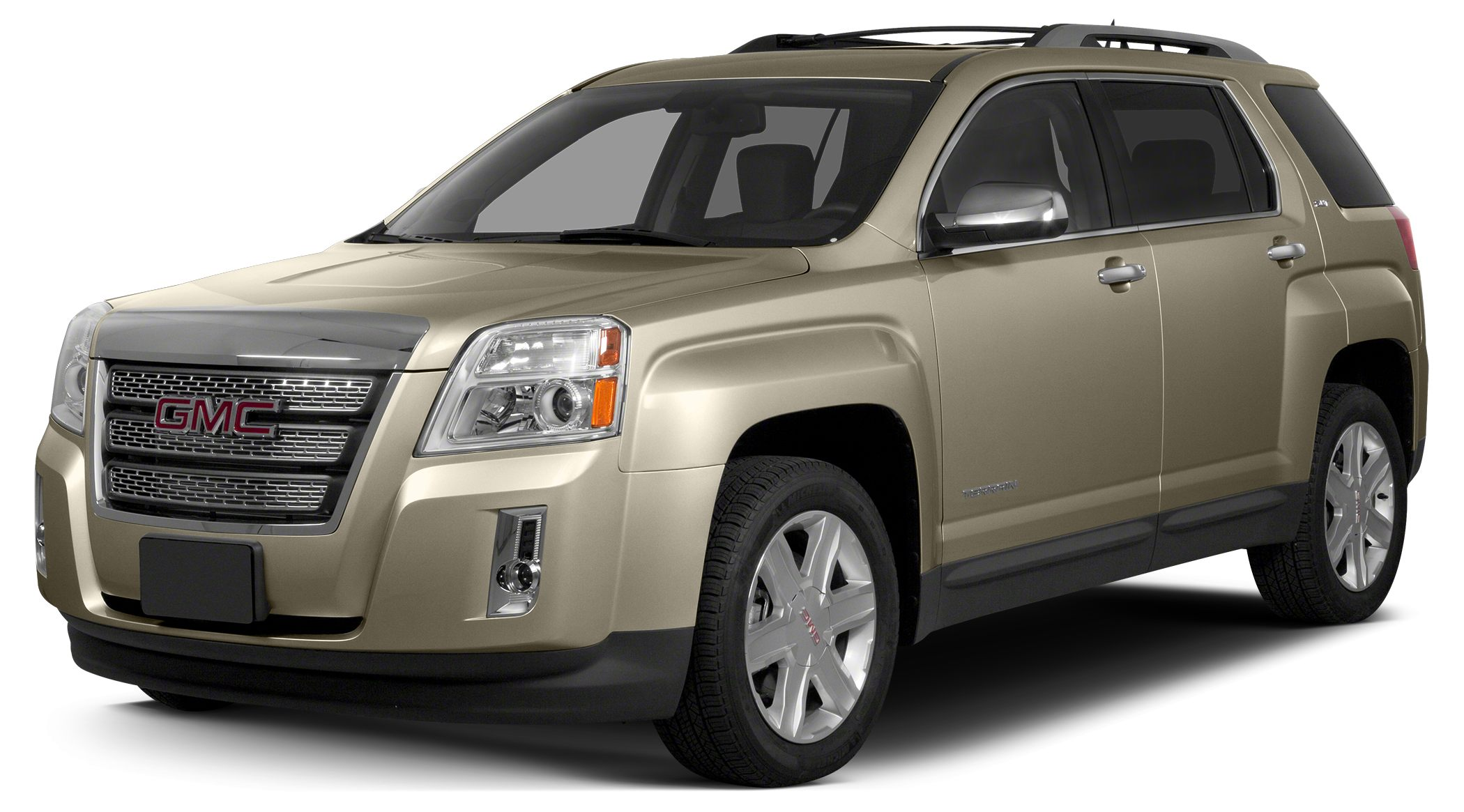 2015 GMC Terrain SLT-1 Make safety a priority in your drive with anti-lock brakes traction contro