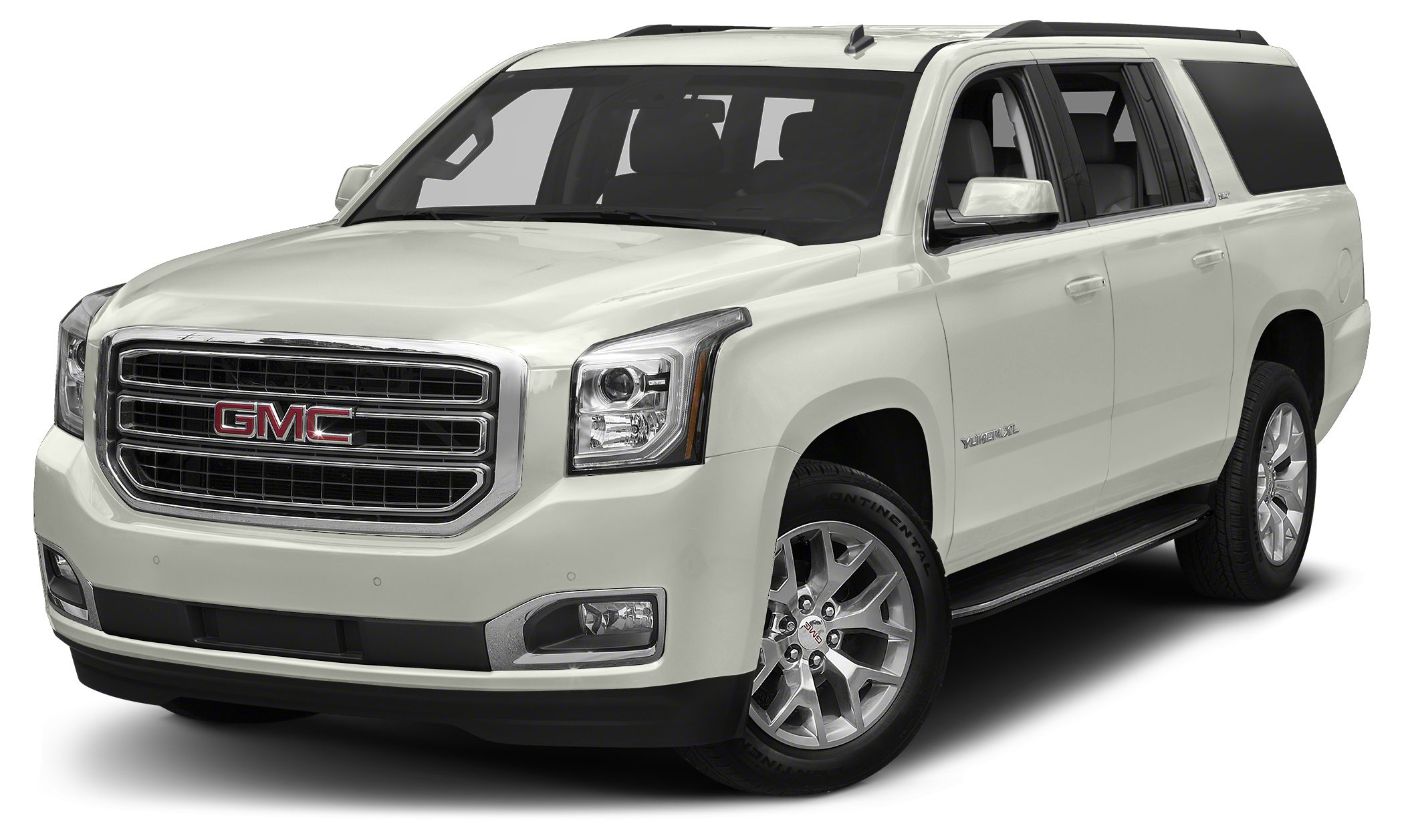 2016 GMC Yukon XL SLT Meet the GMC Yukon Its spacious interior offers three rows of seating that