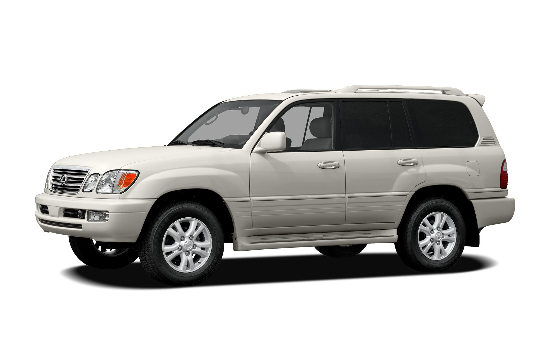 2007 Lexus LX 470 Base IMMACULATECARAFAX CERTIFIEDRARE FINDDEALER MAINTAINED NAVIGATION