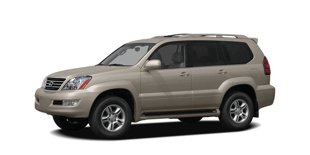 2007 Lexus GX 470 Base NAVIGATION IMMACULATE CONDITION VERY CLEAN TRUCK THIS VEHICLE COMES W