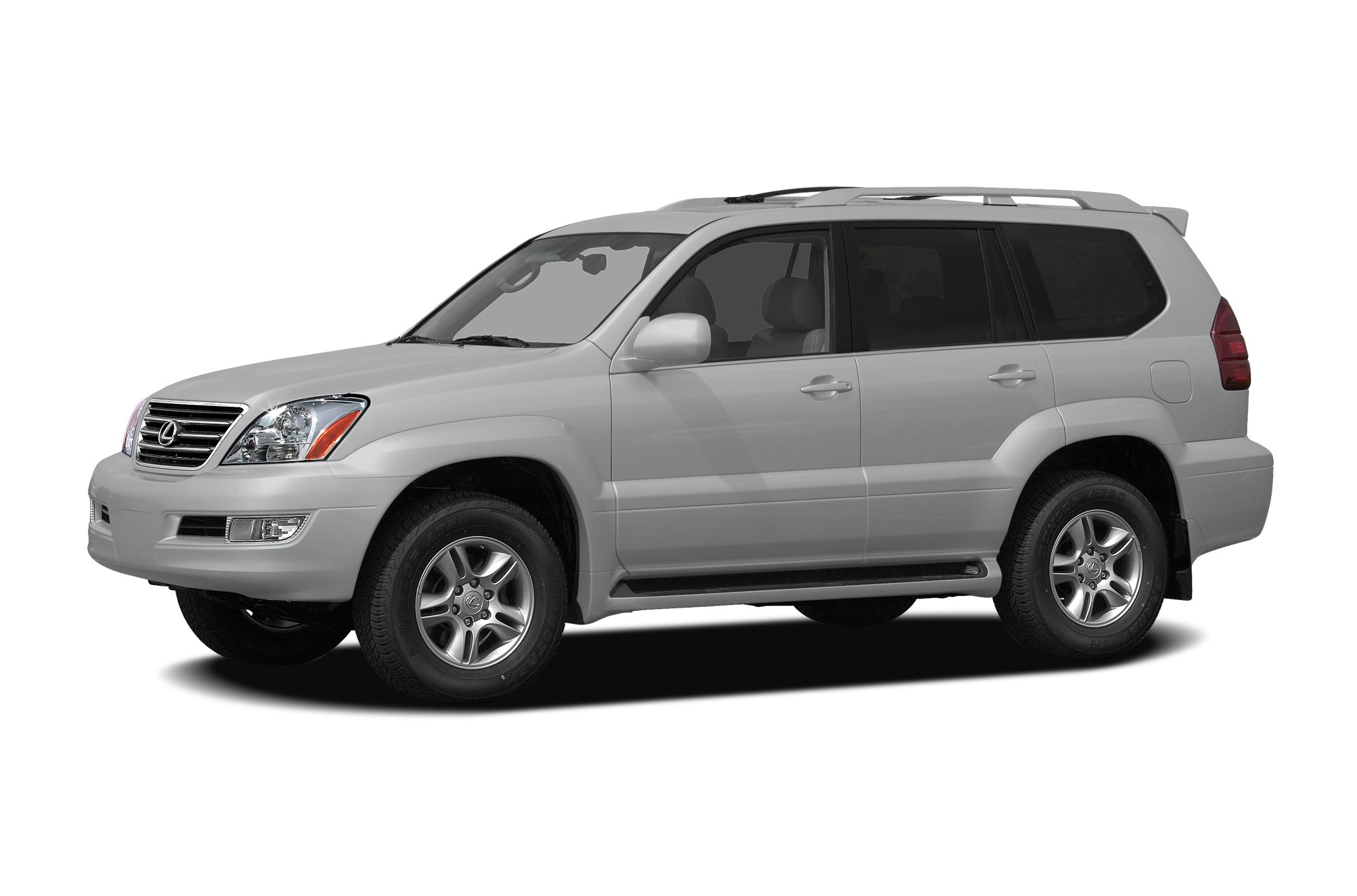 2007 Lexus GX 470 Base Win a score on this 2007 Lexus GX 470 while we have it Spacious yet easy t